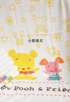 bamboocartoon kids cheap bath towel , new design for home use  60*120 cm  JX-008
