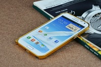 Hot Sell. 0.7mm Metal Bumper Aluminum case for Samsung Note 2 N7100,Free Shipping,B0160