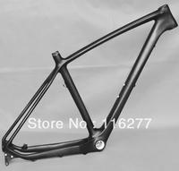 "FR-504 Full Carbon UD Matt Matte 650B 27.5er Mountain MTB Bike Bicycle BB30 Frame , Headset  17"",  19"""
