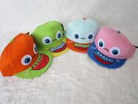 Cheap Teamlife Kid shark heand snapback hat child shark cap youth snapbacks cartoon caps shark hats free shipping mix order