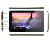 7 inch Android 4.2 hdmi ram 4gb Via8880 Cortex A9  with Capacity touch Screen Wifi G Sensor 800*480 Dual Cameras  tablet pc  V88