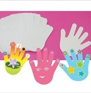 Diy material masquerade clip art toy