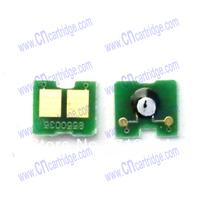 Compatible Hp color toner reset chip CB540A CB541A CB542A CB543A 1215 / 1312 / 1515 / 1518 laser printer cartridge
