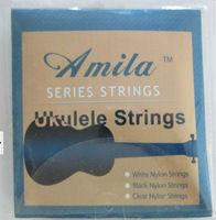 10 sets aman's Strings Nylon Hawaii Guitar 4 Strings Ukulele Strings