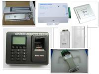 Fingerprint time attendance fingerprint access control open the door set fingerprint access control set