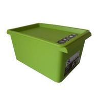 Small multicolour plastic storage box plastic dermoprotector cosmetic baby underwear socks finishing box