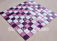 FREE SHIPPING  Glass  Mosaic Tiles, bathroom mosaic tiles, Kitchen Backsplash, wall tiles