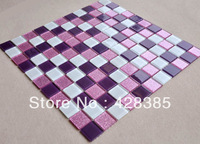 FREE SHIPPING  Glass  Mosaic Tiles, bathroom mosaic tiles, Kitchen Backsplash, wall tiles
