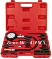 TU-15 Professional Diesel Engine Compression Tester of Engine Pressure Gauge