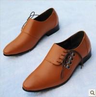 2013 autumn men's casual shoes British fashion business shoes driving shoes size 39-43  A252