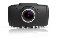 Free Shipping Super big lens car black box with 170 degree wide angle, fulll HD1080 driving recorder