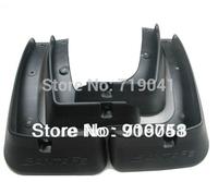 2013 Hyundai Santa Fe ix45 Soft plastic Mud Flaps Splash Guard  Mudguards