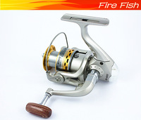6 bearing before unloading forcerod spinning fishing lure reel(type4000) free shipping