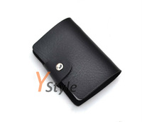 2013 New Arrival Card & ID Holder Genuine Leather Card Bag Candy Colors 1PCS Drop Shipping Suppported