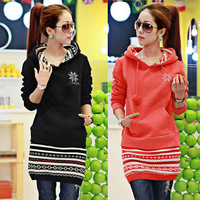 Autumn ol women's twisted m word flag double buckles bag casual cardigan sweater outerwear