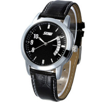 Male watch lovers table calendar fashion table commercial fashion strap watch