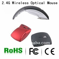 Free shipping optical wireless 2.4Ghz  shenzhen mouse