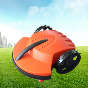 Free shipping Fully-automatic tc-g158 robot mower smart grass cutting machine eco-friendly garden tools lead acid battery