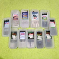 For nokia   phone case n5000 n73 n82 protective case n72 5310 5130 protective case soft silica gel set