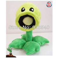 30cm 12inch Popcap Authorization Plant Vs zombie Peashooter Plush Toy Doll,1pcs