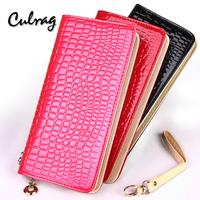 Wallets Women's wallet 2013 fashion autumn zipper wallet horizontal women's PU clutch