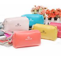 Wallets Women's handbag candy color clutch day clutch mini bag women's coin purse