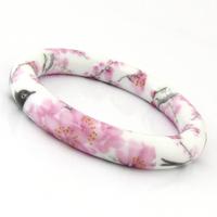 Jingdezhen ceramic accessories ceramic bracelet circle bracelet