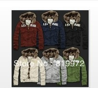 Free shipping! Autumn and winter coat/upset fleece/men's fleece/leisure men's fleece