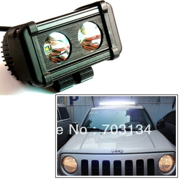 20W CREE LED LIGHT BAR LED DRIVING LIGHT SPOT FLOOD BEAM IP67 OFFROAD MARINE BOAT CAMPING 4x4 ATV UTV TRUCK TRAILER WORK LIGHT