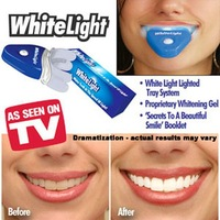 Free Shipping Dental White Light Teeth Whitener AS SEEN ON TV Best Selling