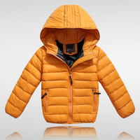 Children's clothing 2013 male child down coat baby female child down coat child coat 2801