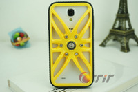 free shipping 1pcs/lot Wheel style phone cover case for Samsung galaxy s4 i9500 case+Retail box