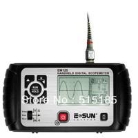 2 in1 Mini Oscilloscope + Multimeter (Voltmeter Ohmmeter tester) Digital handheld oscilloscope portable, free shipping