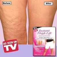 Beautiful leg sticker   8pcs In a Pack Instant Thigh Lift   Instantly Slimming thigh free shipping by CHINAPOST