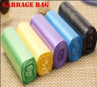 5pack/Lot  Free Shipping New Garbage Waste Trash Bag Clean-UP Rubbish For Household Home Pet Dog Random Color