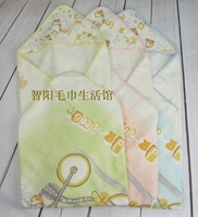 100% cotton gauze print cartoon holds blankets baby parisarc