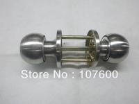 Free shipping Stainless steel ball lock Plastic steel door locks HL1856