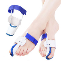 1pair Bunion Night Splint Toe Straightener Corrector Foot Pain Relief Hallux Valgus[ 000660]
