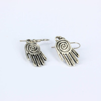 Wholesale Lead and Nickel Free Wholesale Fashion Jewelry for 2013 Drop Earring Hand Design Vintage Items No. P00632
