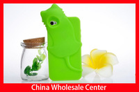 Kiki Cat Silicone Case Cover Skin For iPhone 4 4S Cell Phone Cases 20PCS/lot Post Free Shipping