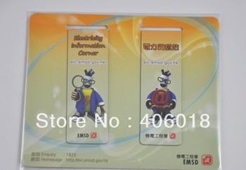 Door to door shipment promotional magnetic bookmark  --- DH3428