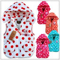Товары на заказ 2013 High Quality Autumn And Winter Children's Clothing Child Vest Male Cotton Vest Baby Boy Casual Vest LQ320