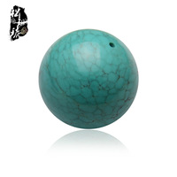 Natural turquoise 3-8mm beads single-bead diy beads
