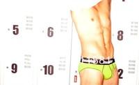 Hot Sale!  Men Boxer Shorts Men Sexy Underwear , 3pcs/lot