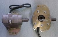 Rear axle gearbox for shaft drive 110cc ATV-Quads/ Renvoi d Angle pour Loncin a Cardan 110cc