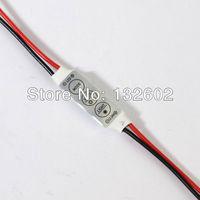 12V Control Mini 3 Keys Single Color LED Controller Brightness Dimmer for led 3528 5050 strip light Free shipping