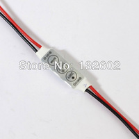 10pcs/lot 12V Control Mini 3 Keys Single Color LED Controller Brightness Dimmer for led 3528 5050 strip light Free shipping
