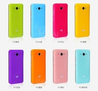 New arrival Dreamfly plastic battery back cover case for xiaomi 2 mi2 m2 2S free shipping 21 color
