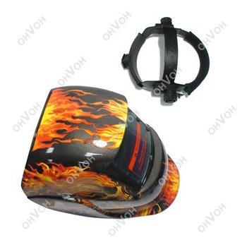 Flame Auto Darkening Mig Tig Mag Welding Mask Grinding Helmet Welder Mask Free Shipping