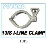 Stainless Steel 3A-13IS I-LINE CLAMP
